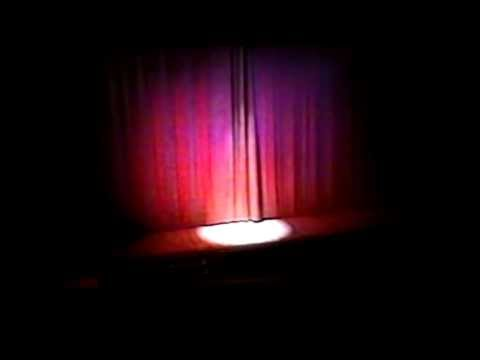 Movie Palace Stage Show 1999 - Elsinore Theatre - Eric Shoemaker presented by Matías Bombal