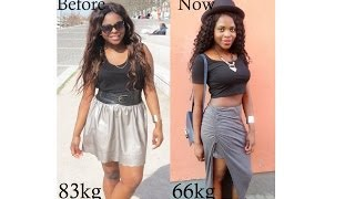 My Weight Loss Journey:  How I Lost 17kg (37.4lbs) in 3 months