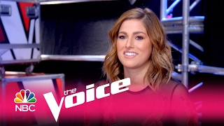 The Voice 2017    Cassadee Pope Goes to the Grammys (Digital Exclusive)