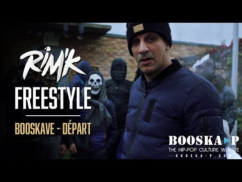 Youtube: Rim'K – Freestyle Booskave Départ