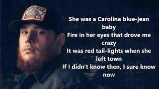 Beer Never Broke My Heart - Luke Combs (LYRICS) Video