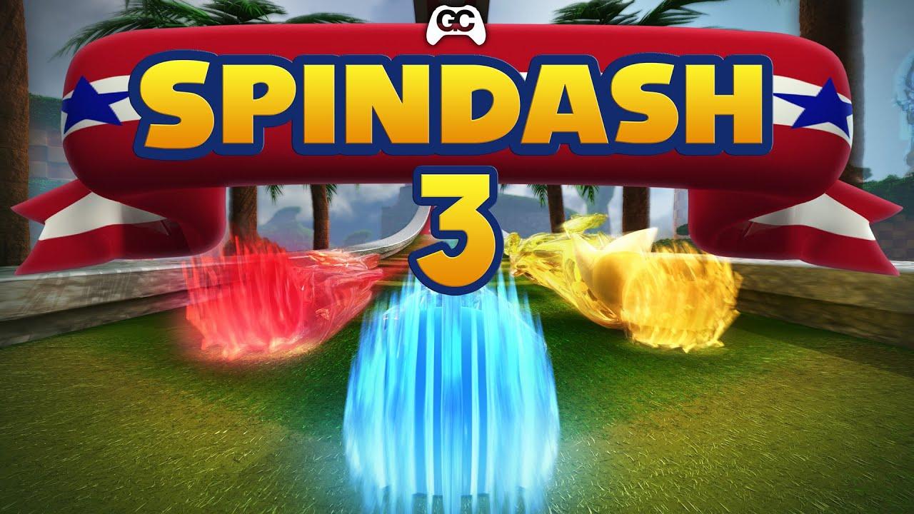 Spindash 3 | GameChops | Video Game Remixes