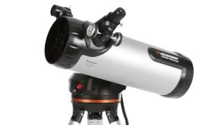 Celestron 114LCM Computerized Telescope Product Overview