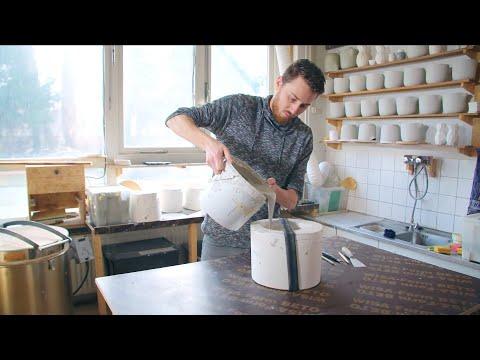 Sander Lorier interview by Renault Life - Zelfwaterende plantenpot #48