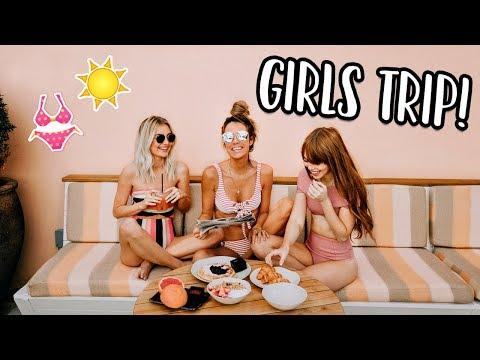 GIRLS TRIP IN MIAMI!!
