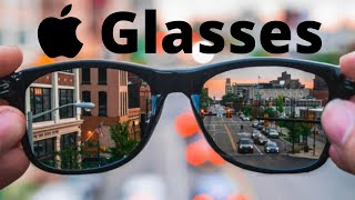 Apple's Next Big Thing: The Apple Glasses with LIDAR Technology