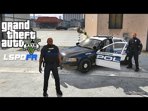 GTA 5 LSPDFR - BY THE BOOKS - EP 8 (GTA 5 REAL LIFE POLICE MOD)