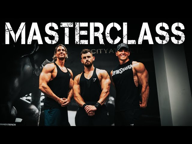 CHEST & TRICEPS MASTERCLASS - TRAINER EDITION