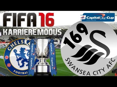 FIFA 16 Karrieremodus Part 169 [Capital One Cup | Runde 3] Chelsea FC