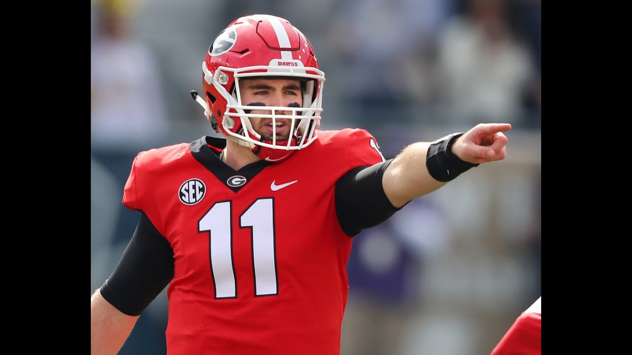 Georgia QB Fromm among college football's top players for ...
