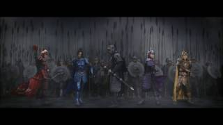The Great Wall - Nameless Order #TheGreatWall