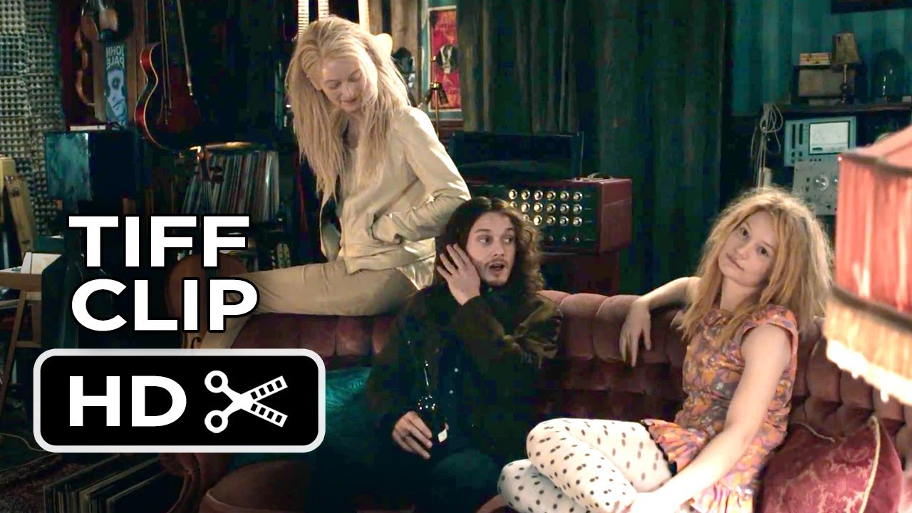Only Lovers Left Alive Movie CLIP #2 - Tom Hiddleston Movie HD