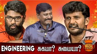 Engineering கங்காரூவா ? கழுதையா? | Digital Pattimandram | Blacksheep's Digital Diwali