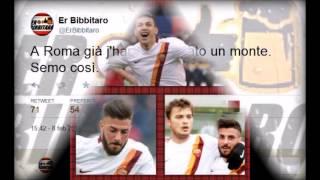 8 febbraio 2015 cagliari roma 1 2 gol zampati
