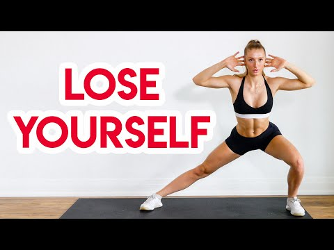 Eminem - Lose Yourself FULL BODY WORKOUT ROUTINE