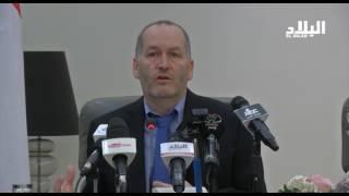 جون فرونسوا ديفين / ممثل بعثة صندوق النقد الدولي إلى الجزائر -elbiladtv-