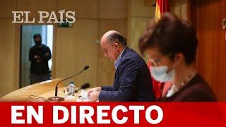 DIRECTO #CORONAVIRUS | MADRID informa de la evolución de la pandemia