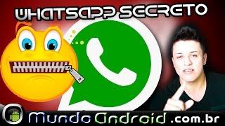 Como ter um whatsapp secreto, mais privacidade