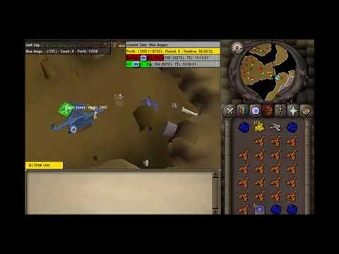 EpicBot - Pro Blue Dragons (OSRS)