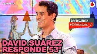 David Suárez triunfa en Tinder (no te sorprenderá cómo lo hizo) #DavidSuárezResponde 53 #yuFuturo