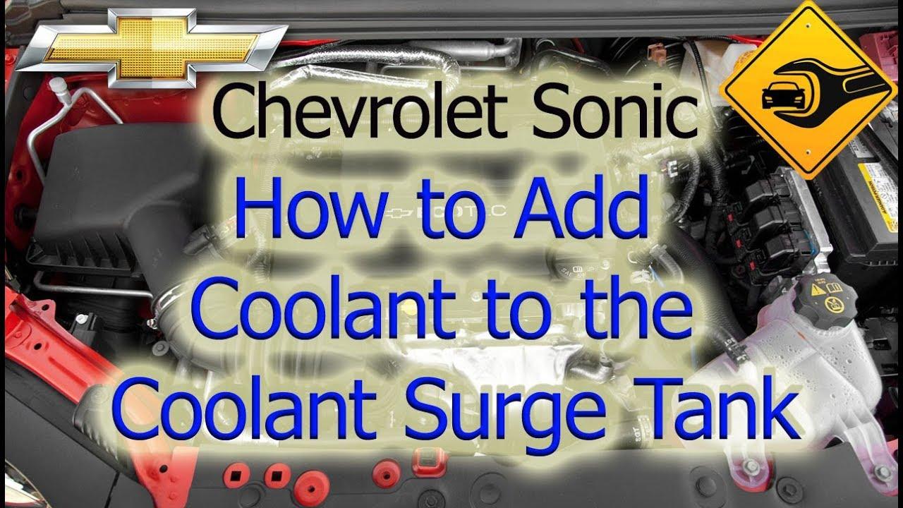 Chevrolet Sonic Repair Manual: Fuel Tank Replacement