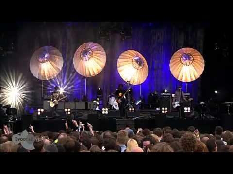Bloc Party live at Best Kept Secret Festival 2013