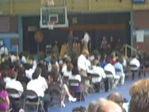NorWayne Middle School(Fremont,NC) 8th Grade Awards Presentation