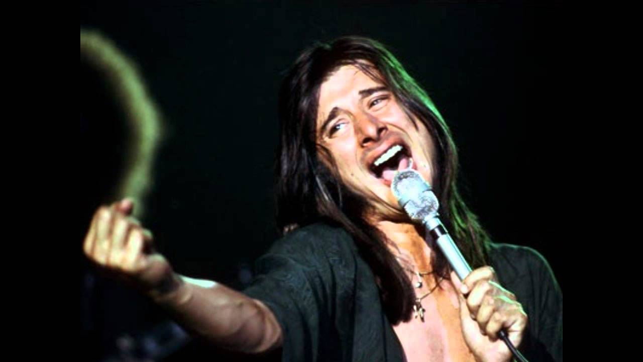 Image result for steve perry don't stop believing