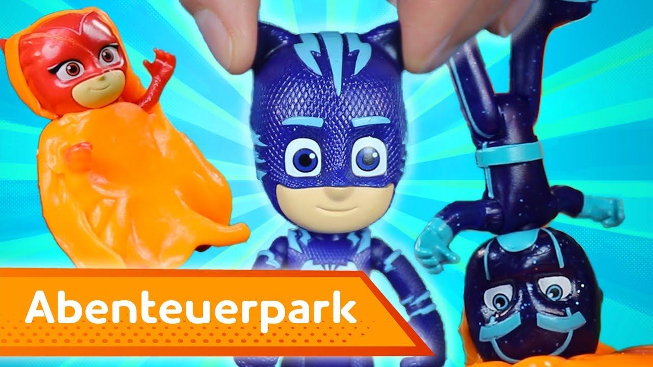 Probleme im Abenteuerpark! ⚡ PJ Masks Deutsch ⚡ Spielzeug für Kinder | Pyjamahelden