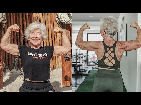 Strongest 73-year-old These