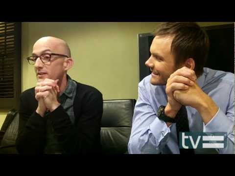 Community Season 4: Joel McHale & Jim Rash [Interview]