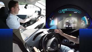 Daily Work Commute with My Nissan Leaf EV