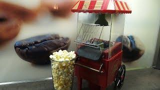 Vorstellung der Elechomes Popcornmaschine