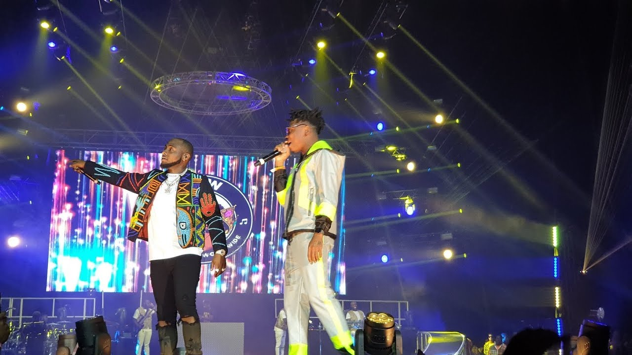 DAVIDO SOLD OUT 02 LONDON CONCERT 2019 HIGHLIGHTS