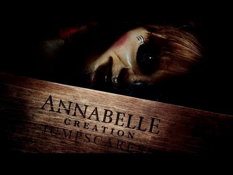 Annabelle: Creation ~ All Jumpscares