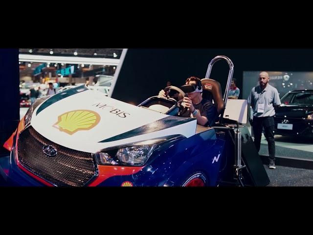 Rally VR Simulator Hyundai @ Salão do Automóvel 2018