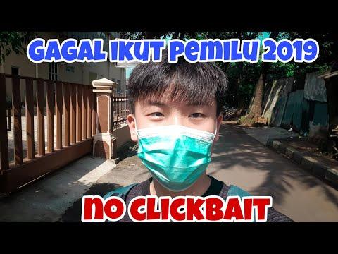 Gagal Coblos Pemilu 17 April 2019 (NO CLICKBAIT) Nonton sampai akhir!!!!