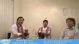 Rev. Dr. Do Kham in Zomi Idol 2012 ah akhat na ngah Khupboih a interview na