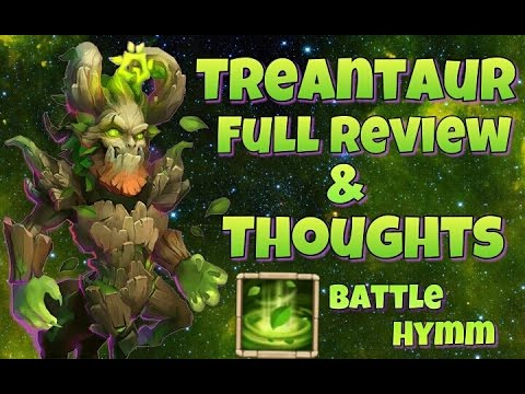 Castle Clash Treantaur Full Review And Thoughts!