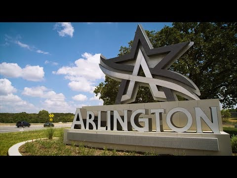 City of Arlington Economic Development Video