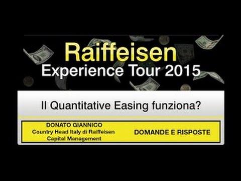 Raiffeisen Capital: le domande di promotori finanziari e private banker al roasdshow