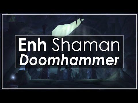 WoW Legion: Thrall & Doomhammer - Enh Shaman Class Hall & Artifact