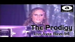 The Prodigy - No Good (Start The Dance)  & Gabba  - Live Avex Rave 94 Tokyo Japan