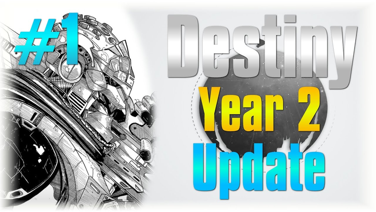 Destiny year 2 update 1 the tower youtube