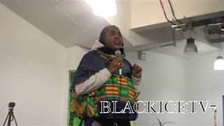 Dr AFRIKA'S UK TOUR