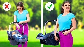 Incredible life hacks for parents || How To Make Kids Happier