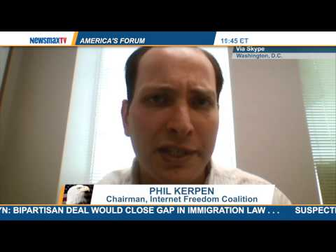 America's Forum | Phil Kerpen Chairman of the Internet Freedom Coalition