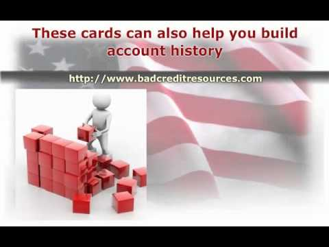 Bad Credit Credit Cards Can Improve Your Credit