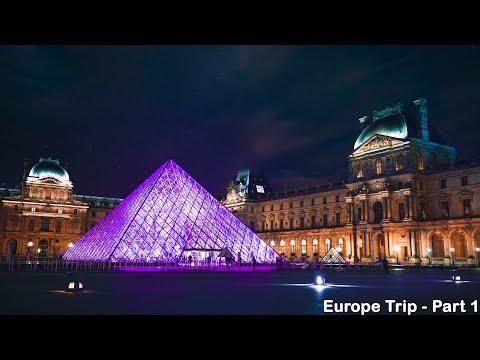 Martin Wong Europe Trip Part 1