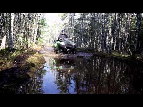 ATV Run - Upper Tantallon, Nova Scotia